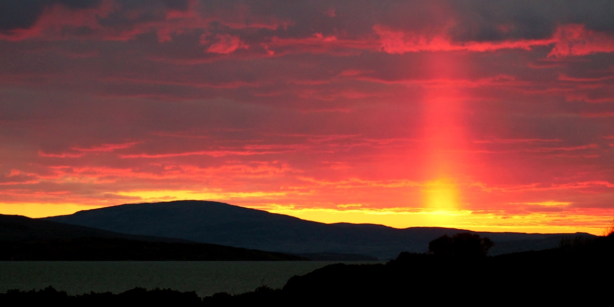 plockton-holiday-lodges-self-catering-sunset